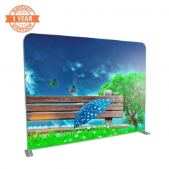 Straight 10FT Stretch Fabric Display