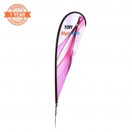 10FT  Teardrop Flags Kits